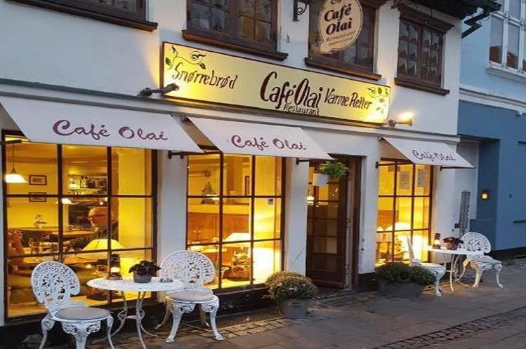Restaurant Cafe Olai  Region Hovedstaden