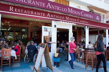 Restaurante Antiguo Mesón Cabrera  Almunecar